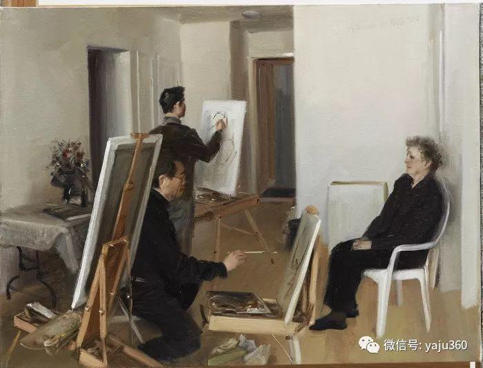 冷军北京首次个展作品插图34
