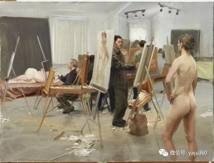 冷军北京首次个展作品插图35