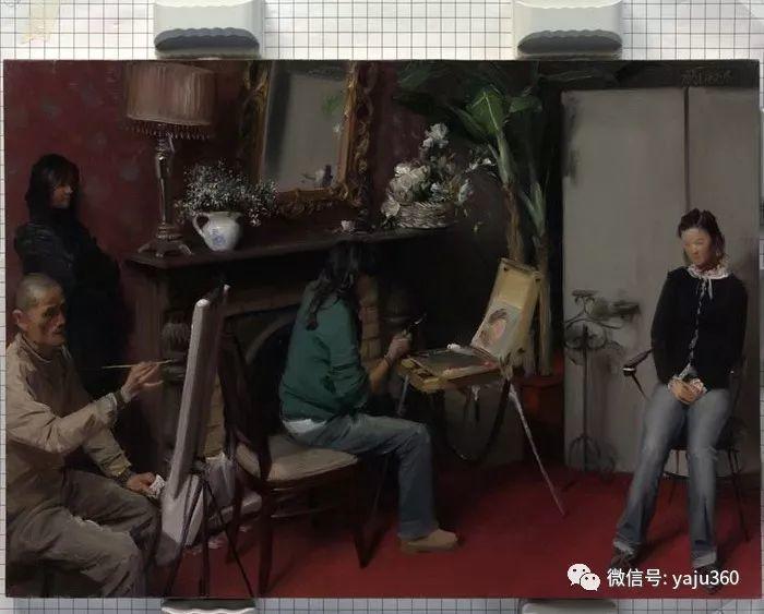 冷军北京首次个展作品插图37