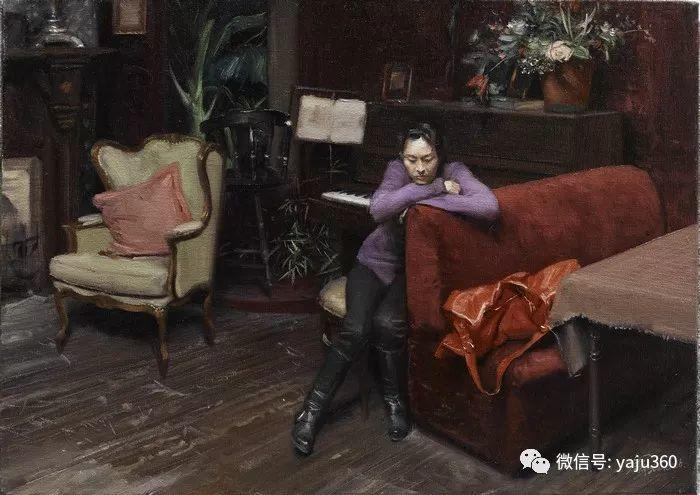 冷军北京首次个展作品插图38