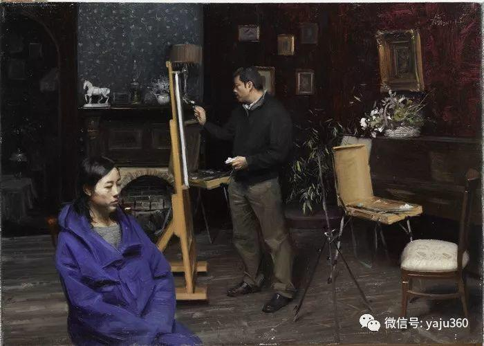 冷军北京首次个展作品插图39