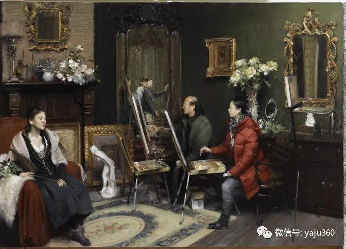 冷军北京首次个展作品插图42