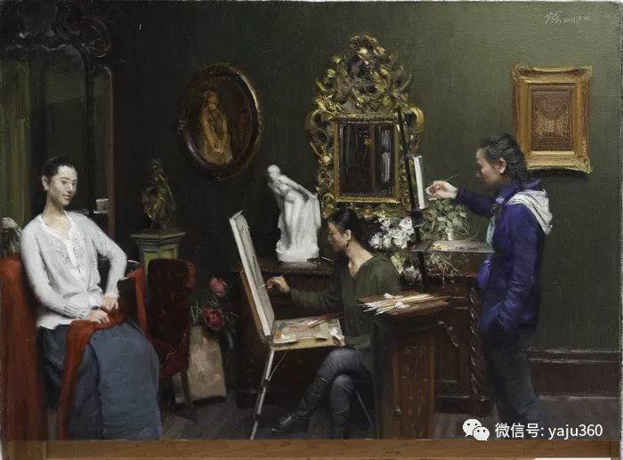 冷军北京首次个展作品插图43
