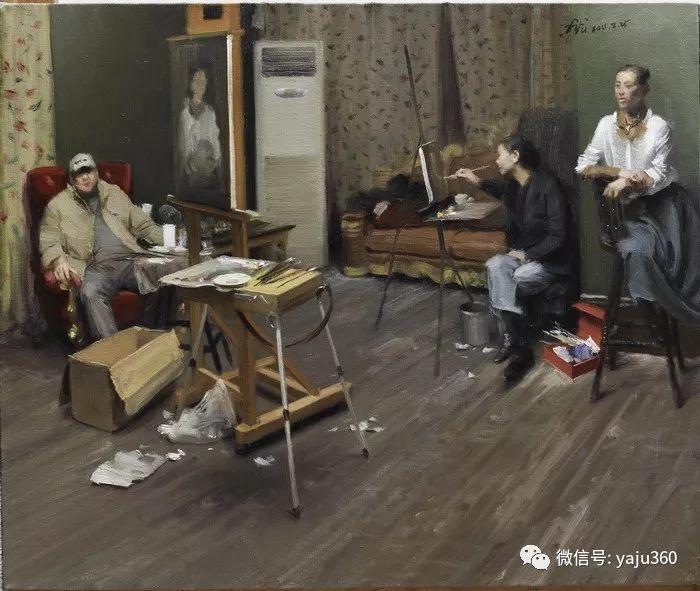 冷军北京首次个展作品插图45