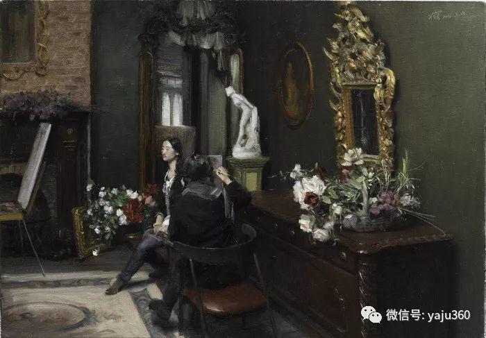 冷军北京首次个展作品插图47