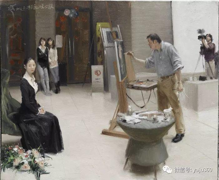 冷军北京首次个展作品插图48