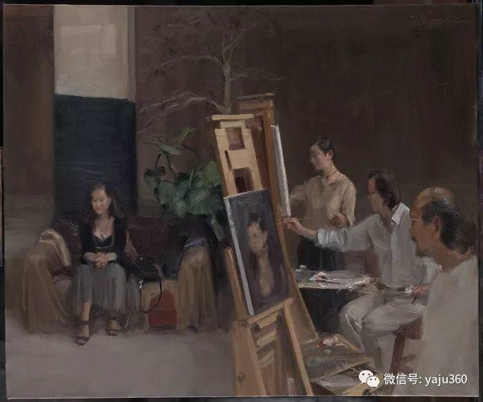 冷军北京首次个展作品插图49