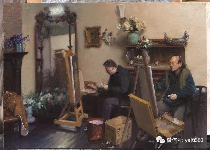冷军北京首次个展作品插图50