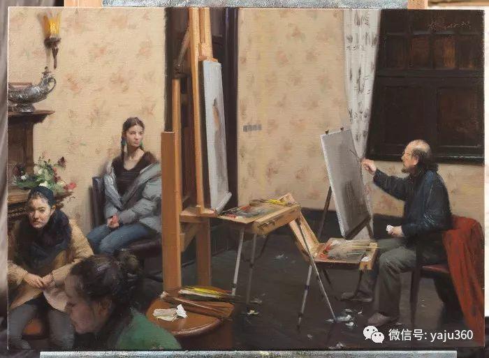 冷军北京首次个展作品插图51