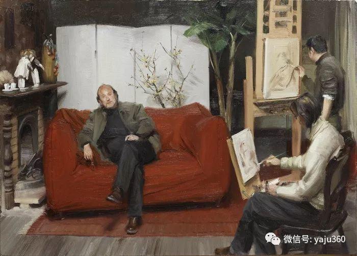 冷军北京首次个展作品插图59
