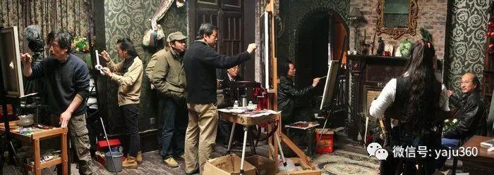 冷军北京首次个展作品插图60