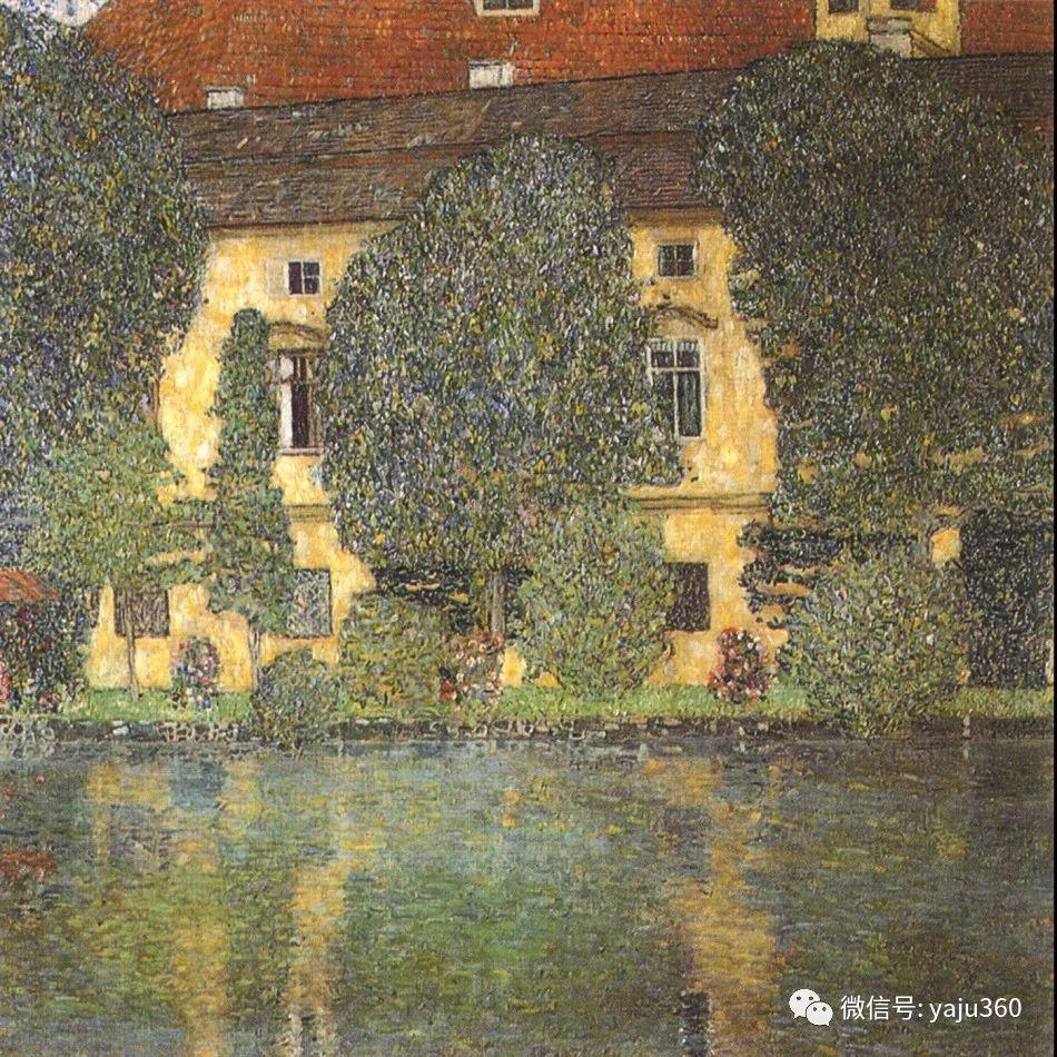 奥地利知名象征主义画家克里姆特画集插图34