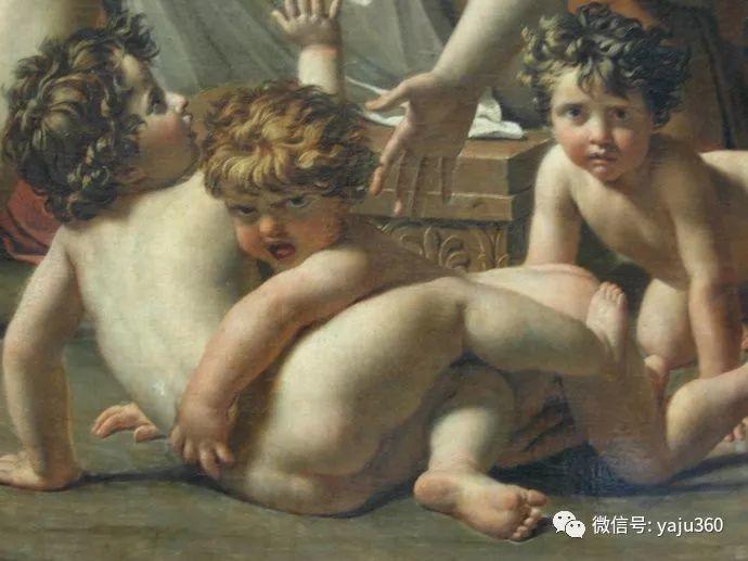 十九世纪欧洲油画欣赏插图1