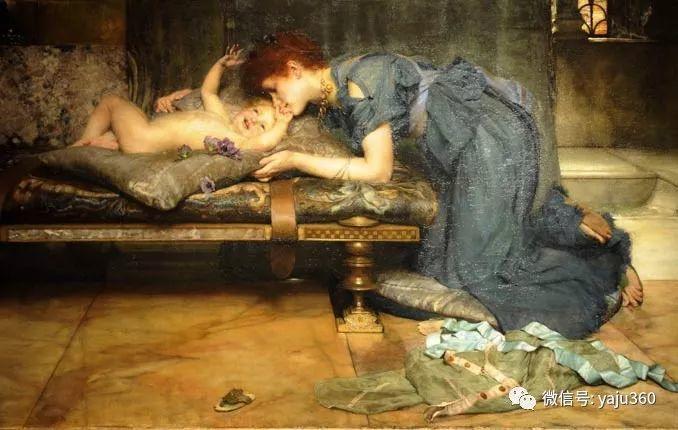 十九世纪欧洲油画欣赏插图2