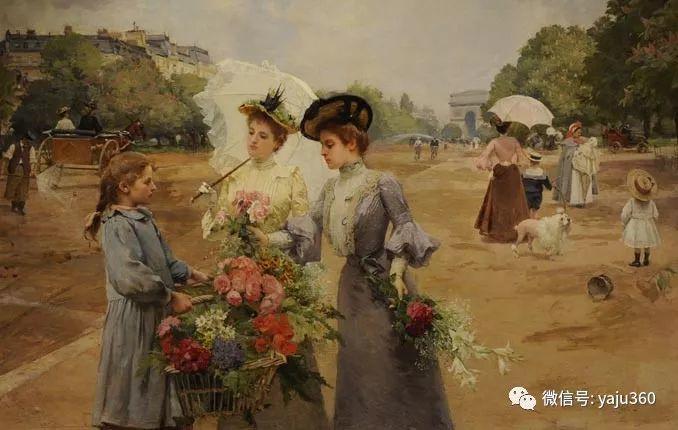 十九世纪欧洲油画欣赏插图3