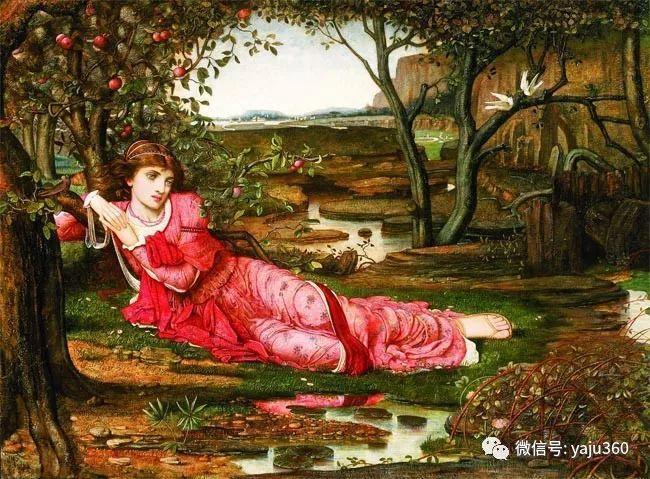 十九世纪欧洲油画欣赏插图9