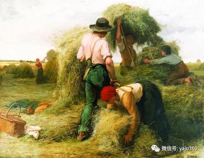 十九世纪欧洲油画欣赏插图11