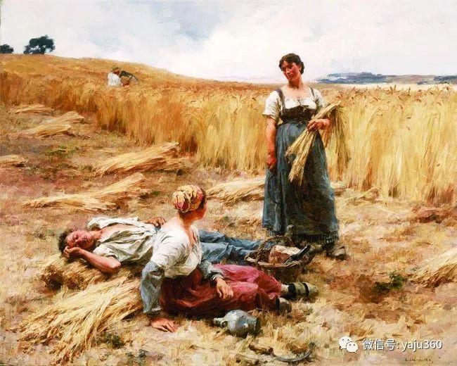 十九世纪欧洲油画欣赏插图16