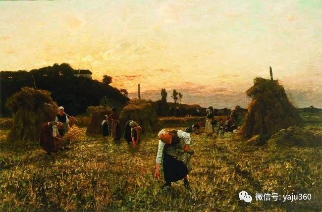 十九世纪欧洲油画欣赏插图17