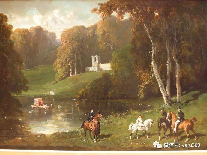 十九世纪欧洲油画欣赏插图21