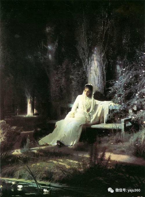 十九世纪欧洲油画欣赏插图22