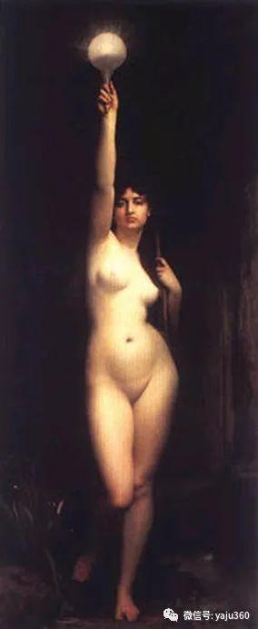 十九世纪欧洲油画欣赏插图23