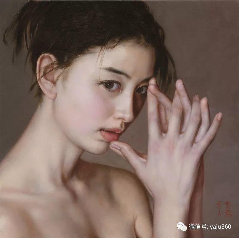 中国写实画派作品插图1