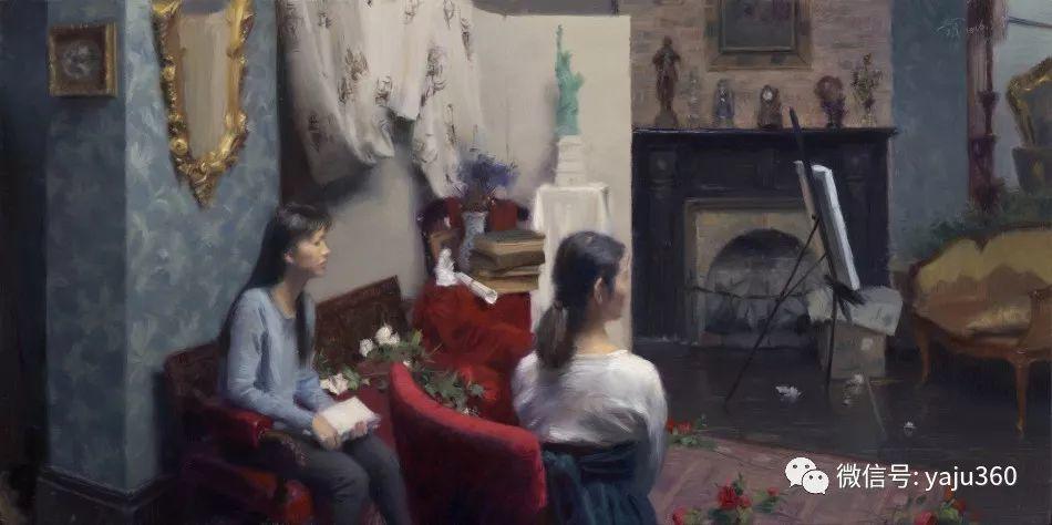 中国写实画派作品插图11