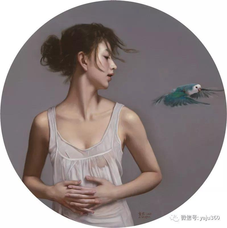 中国写实画派作品插图27