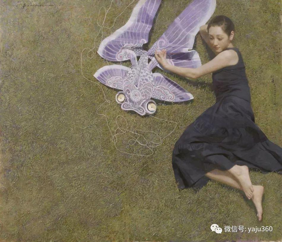 中国写实画派作品插图31