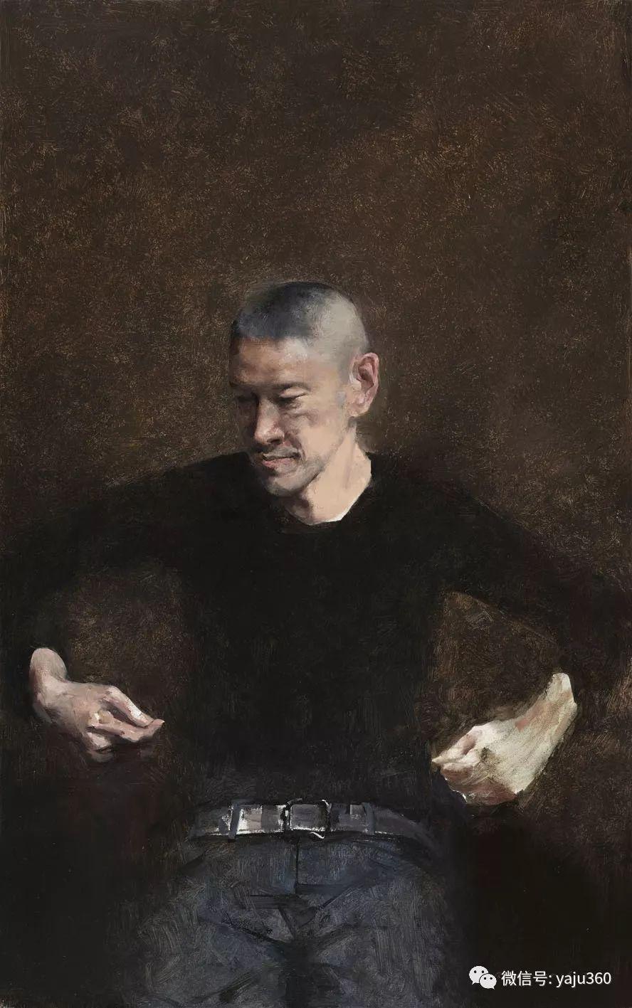 中国写实画派作品插图16