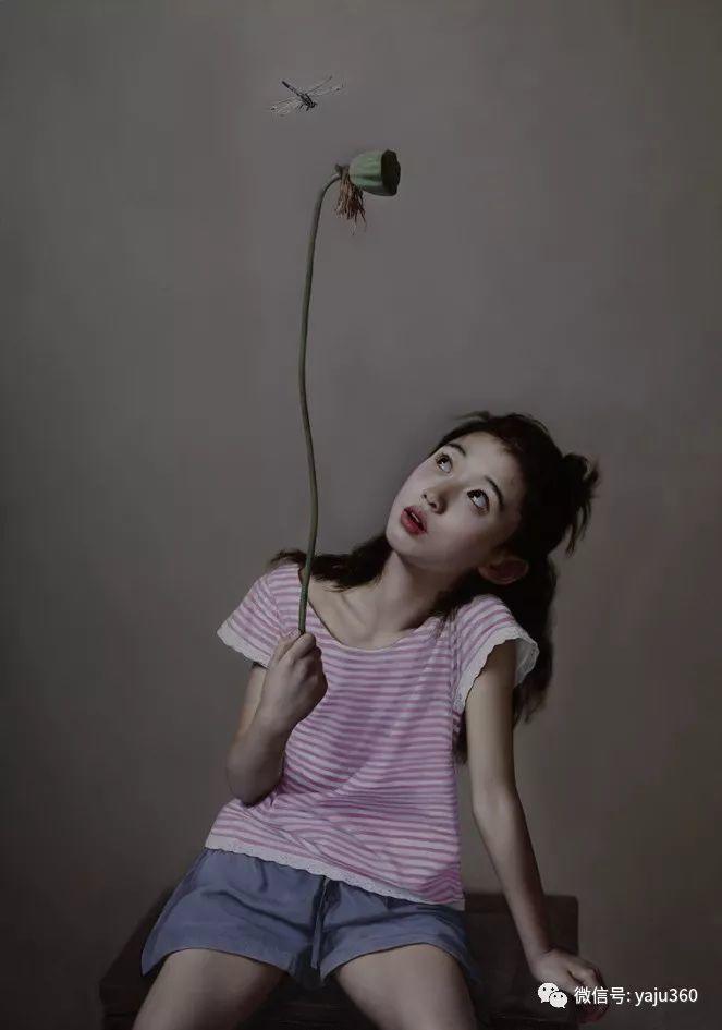 中国写实画派作品插图18