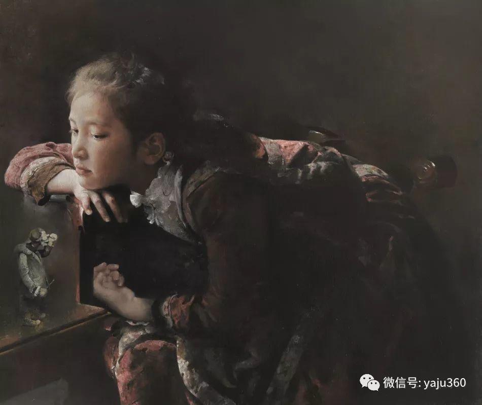 中国写实画派作品插图45