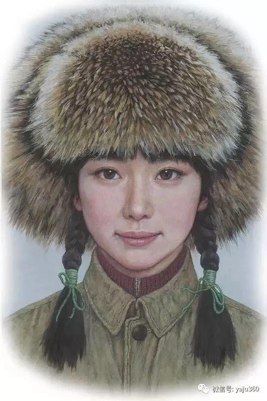 中国写实画派作品插图57