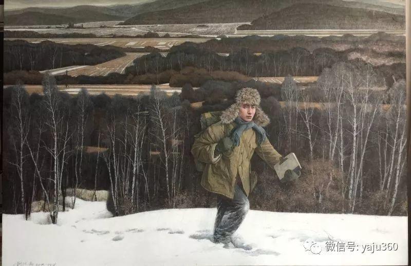 中国写实画派作品插图59