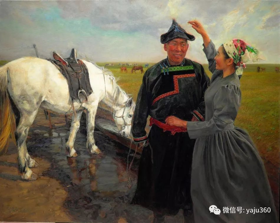 中国写实画派作品插图65