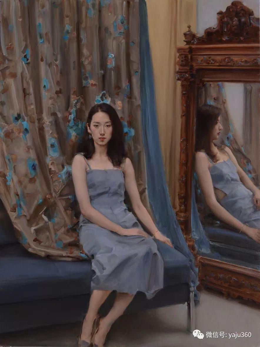 中国写实画派作品插图73