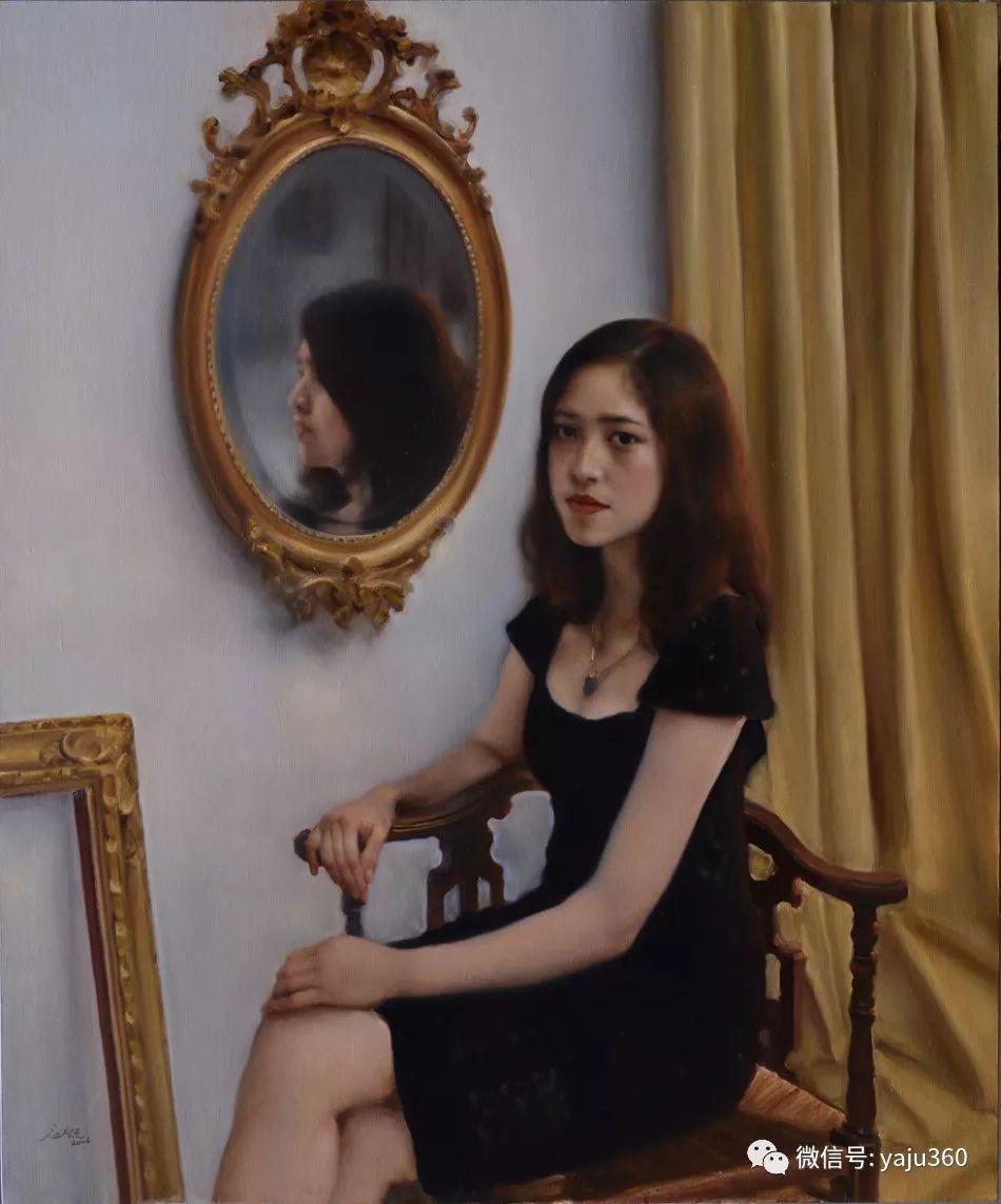 中国写实画派作品插图37