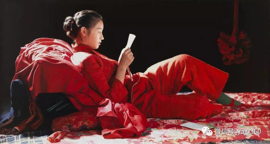 中国写实画派作品插图95