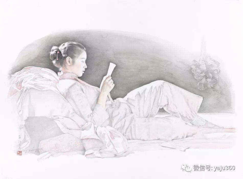 中国写实画派作品插图97