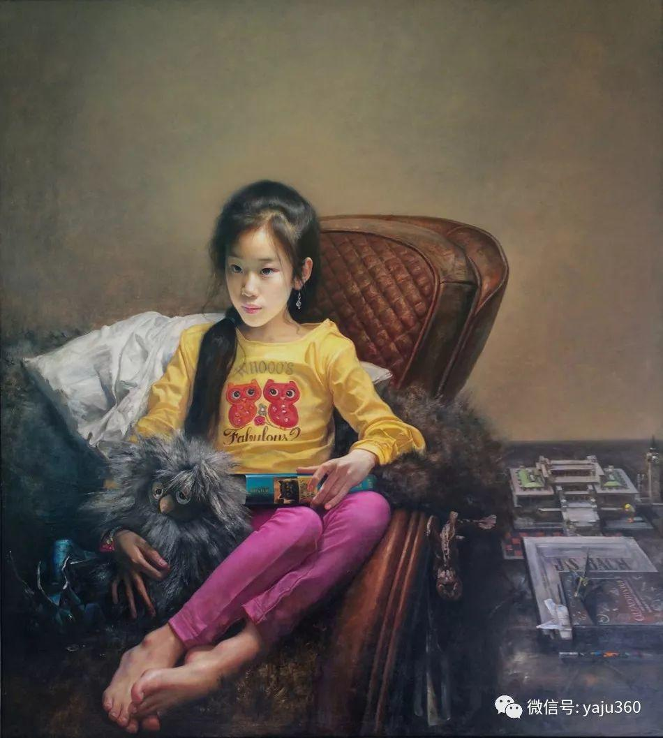 中国写实画派作品插图50