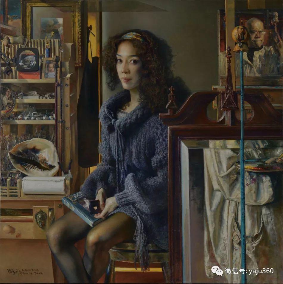 中国写实画派作品插图51