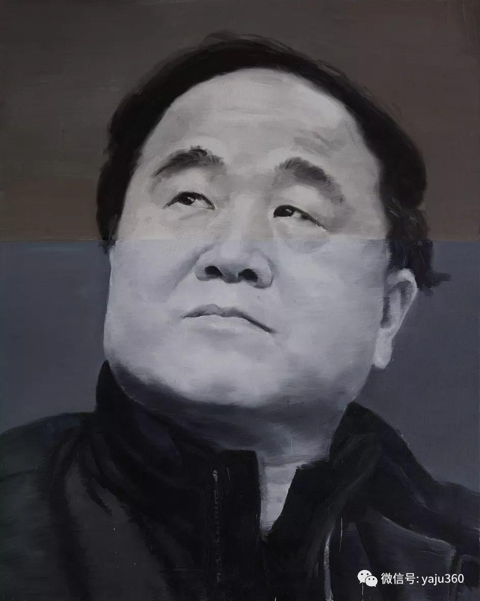 中国写实画派作品插图127