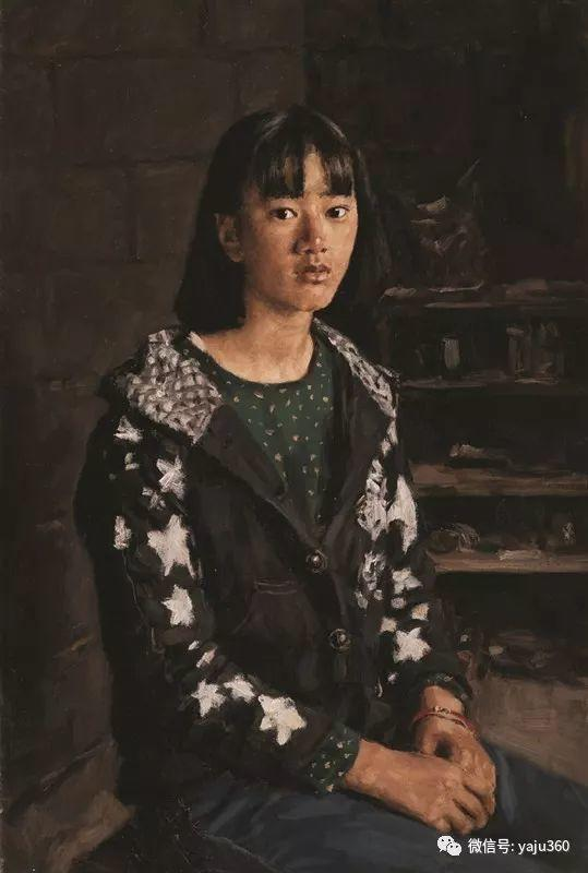 中国写实画派作品插图68