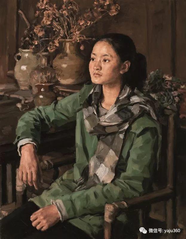 中国写实画派作品插图139