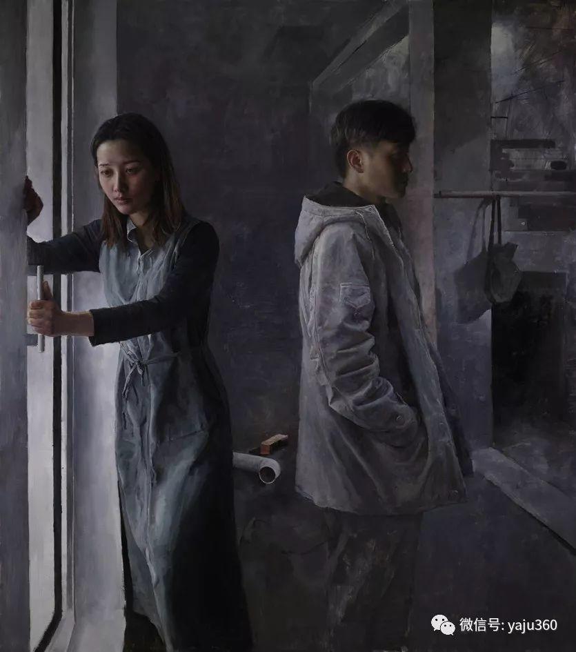 中国写实画派作品插图149