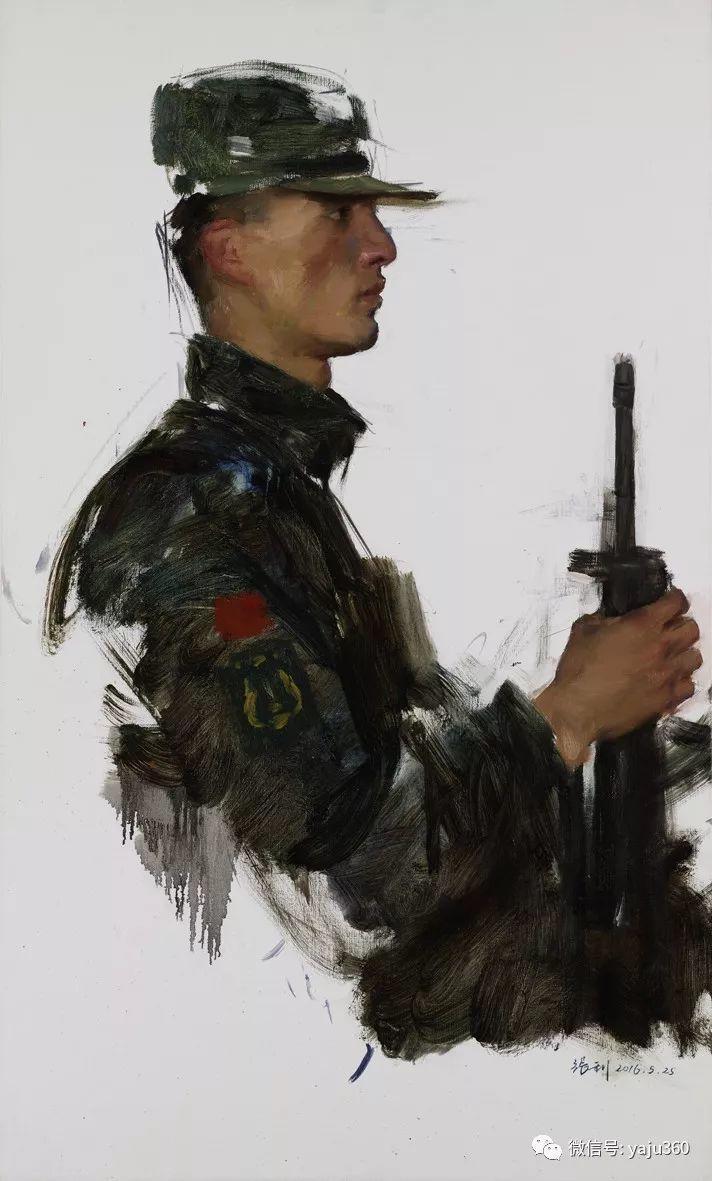 中国写实画派作品插图159
