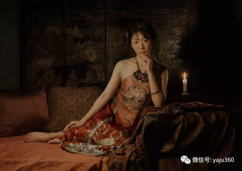 中国写实画派作品插图169