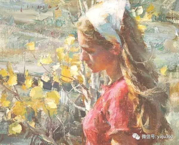 (美)罗伯特.库姆斯油画欣赏三插图47