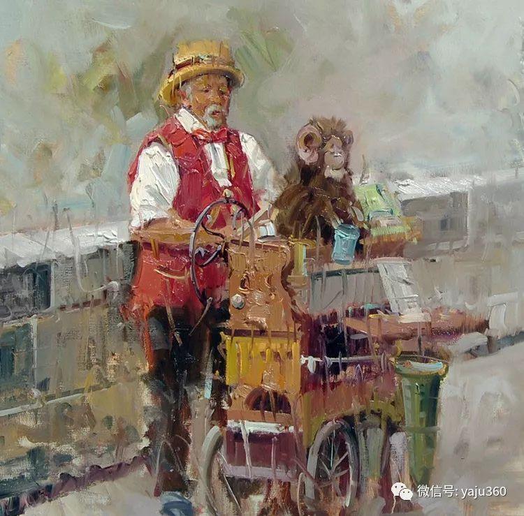 Mostafa Keghani印象绘画欣赏一插图5